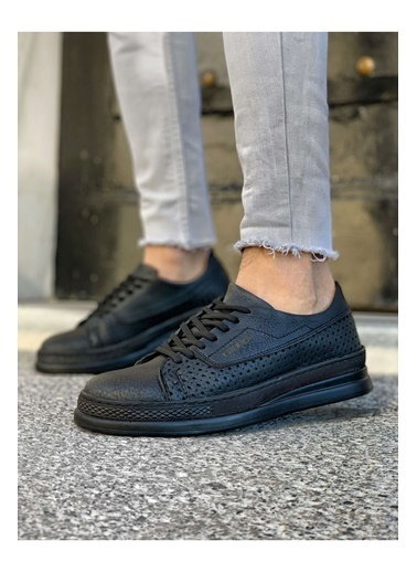 Chekich CH043 ST Erkek Ayakkabı SIYAH Siyah